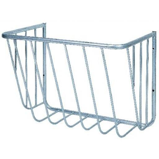 Hay rack large, stable design
