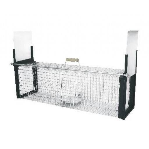Box trap, 105 x 26 x 26 cm