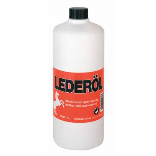 Leather oil 1 litre