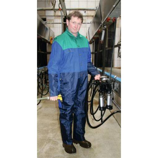 Milker overall waterproof size S-XXL