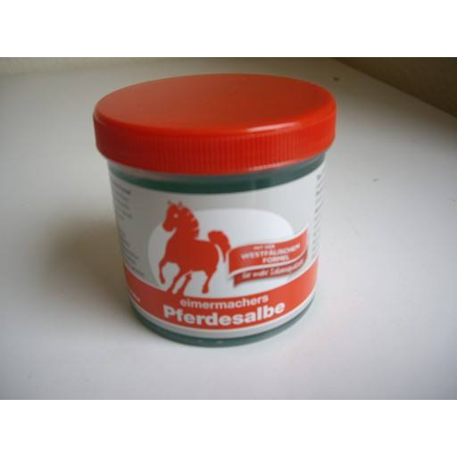 Horse ointment bucket maker 200 ml, box