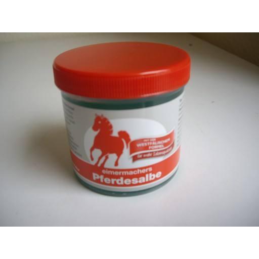 Horse ointment bucket maker 200 ml, box