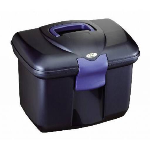 Plaster box, midnight blue