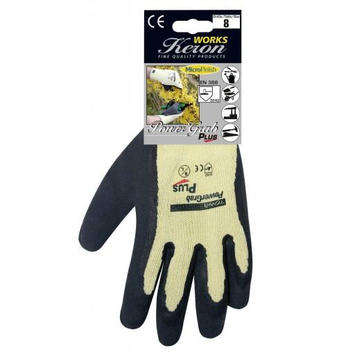 Quality glove power grab plus, Gr. 7-11