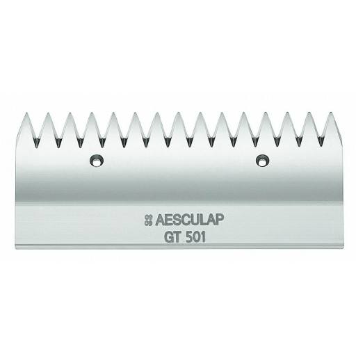 Aesculap cutter 501, 15 teeth, for horses and cattle
