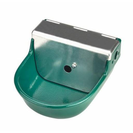 Drinking bowl replacement flap for drinkers 2 l