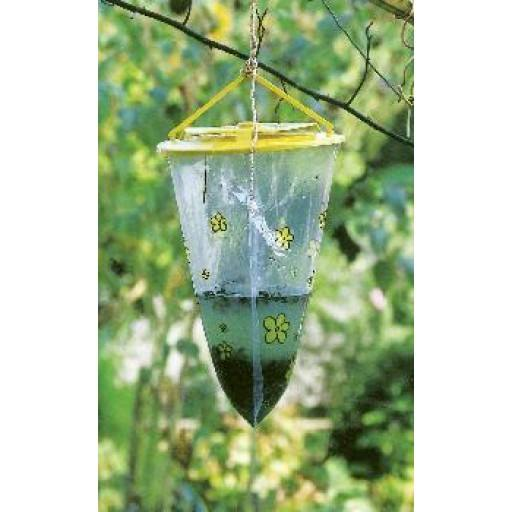 WespCage WaSP trap