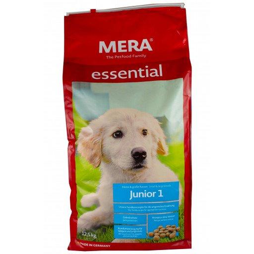 Mera Essential Junior1 - für kleine und mittlere Rassen - 12,5 kg 050350