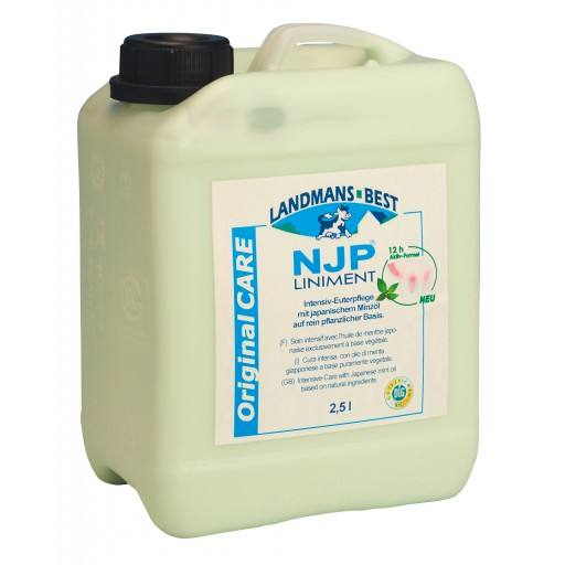 NJP ® liniment original - 2500 ml in the canister