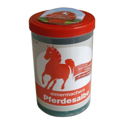 Pferdesalbe Eimermacher - 1000 ml Nachfüllpack