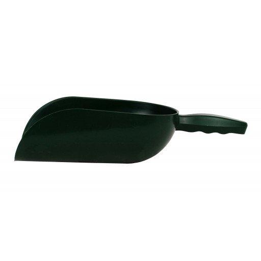 Feed bucket, plastic 2 kg Green
