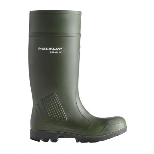 Dunlop ® Purofort S 5 professional full safety, size 42 - the original Purofort safety boots with steel Cap and through Cadence protector