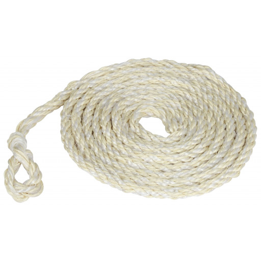 Sisal rope 2,40 m with small loop