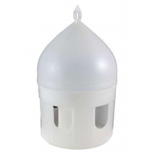 Pigeon drinker 3.5 Litre white