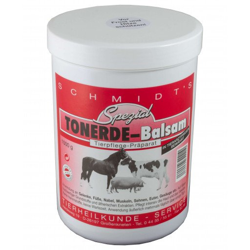 Special clay balm - 1 kg