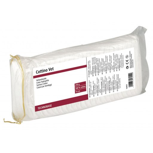 Cotton Wool Cottino vet 100 g 10 cm wide