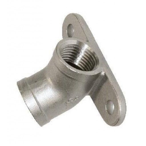 Wall Mount stainless steel 1/operation/2, 45°