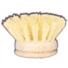 Ersatzkopf für Spülbürste aus Holz, Fibre
