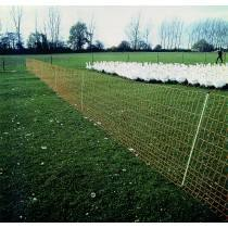 EURO-net extra for chicken with double top, height: 112 cm, length: 50 m - poultry NET