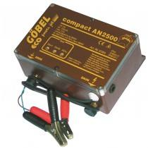 Compact to 2500, battery device, without a battery, for 12 volts and 230 volts in a single device