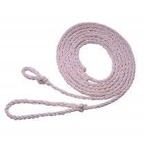 Halter ropes speckled poly/sisal, great loop,