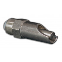 Nipple steel 3/4 inch 3/4 inch threaded connection