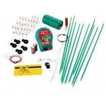 Hobby set with electric fencing mains adaptor N 700