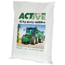 Active NS slurry additiv - more energy less smell less ammonia