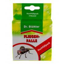 Dr. Stähler Fliegenfalle Nachfüllpack 3 Stück
