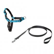 Easy Walk Deluxe Harness (Ocean Blue)