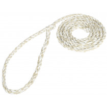 Halter ropes speckled poly/sisal, great loop,