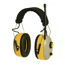Hearing protection with stereo radio