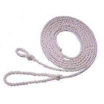 Halter ropes sisal 3.00 m, large loop