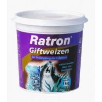 Ratron poison wheat, mouse and rat bait - 1000 g