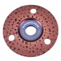 Claw grinding wheel, Super, well equipped