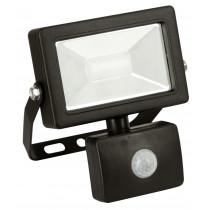 LED Strahler mit Bewegungsmelder 10 W = 800 Lumen, entsprechen ca. 45 W Halogen*