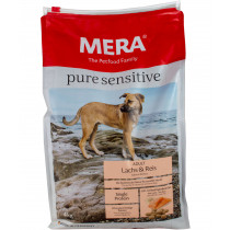 mera pure sensitive lachs und reis 4 kg