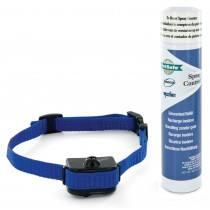Deluxe bark control collar spray small dogs
