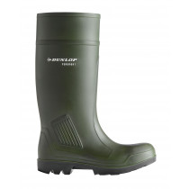Dunlop ® Purofort S 5 professional full safety, size 39 - the original Purofort safety boots with steel Cap and through Cadence protector