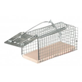 Mousetrap wire cage