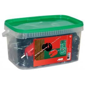 Ring isolators in the bucket including Ml12 - 100 PCs / bucket