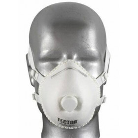 F fine dust folding mask P3 Tector ® with valve - 5 PCs / Pack