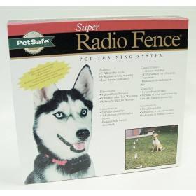 Dog fence radio fence, invisible