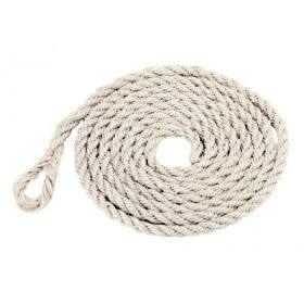 Sisal rope 3.50 m with small loop