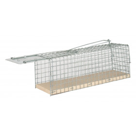 Rat trap wire cage