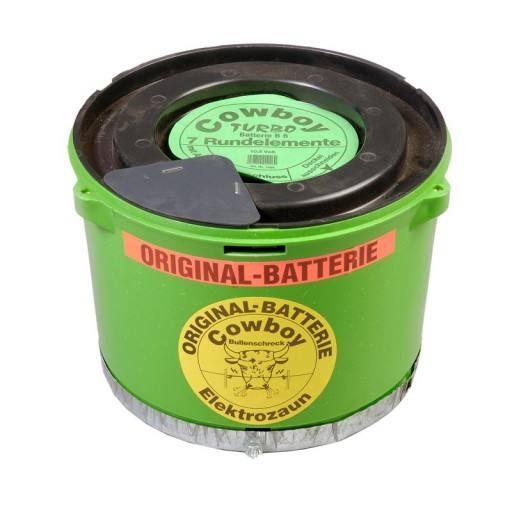 Hek batterij cowboy 10.5 volt oorspronkelijke