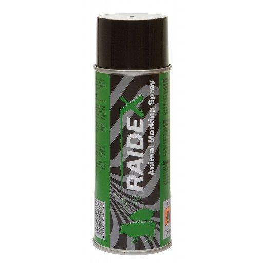 Vee ondertekenen spray Raidex 400 ml, groen