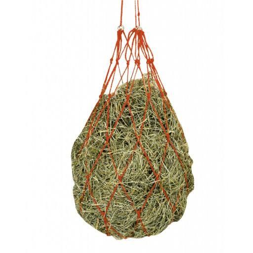 Hay netto kleur gesorteerd voor opknoping,