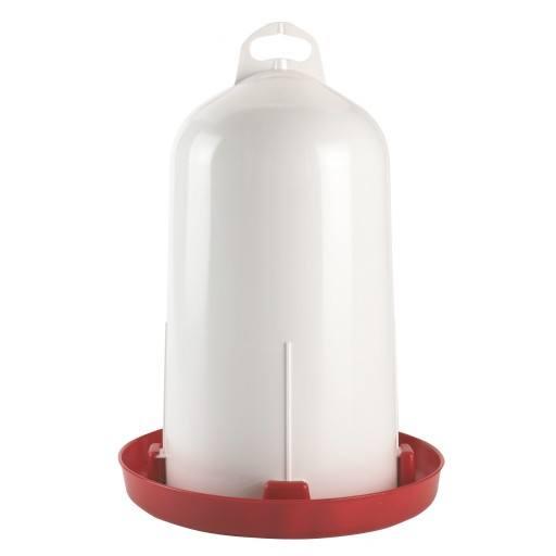 Dubbele vacht drankjes 12 liter