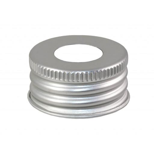 Aluminium caps voor konijn fles